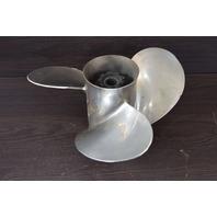 Mercury 3 Blade Stainless Steel Propeller 17312A46 14 x 12 15 Splines RH