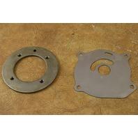 Johnson Evinrude Retainer & Impeller Plate 324732 330380 1985-1992 90-300 HP