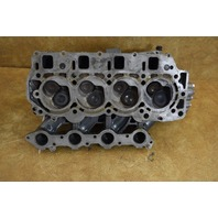 Yamaha Cylinder Head Assembly 62Y-W009A-00-1D 1996-2000 50 HP 4 Cyl