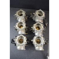 REBUILT! 1996 Yamaha Carburetor Set 62J-14100-02-00 62J-14301-02-00 225 HP