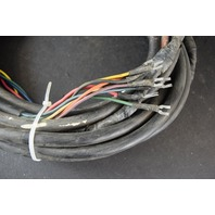 Chrysler & Early Force External Wiring Harness W/ Keyswitch 40'