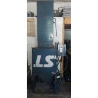 LS Industries Airless Steel Shot Blast Cabinet Basket Blaster