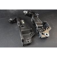 1998-04 Suzuki Clamp Bracket Set 41111-95E03-0EP 41121-95E20-0EP 60 70 HP