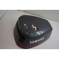 1991-1993 Yamaha Top Cowling Engine Cover 6N7-42610-71-EK 130 HP V4  2 Stroke
