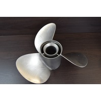 '93 & UP MerCruiser Stainless Steel Propeller 823669A60 15 x 28 LH 2.8 3.6 4.2 +