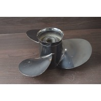 NOS! Mercury Aluminum RH Propeller 14 x 10 854342A45 40 50 60 65 70 75 + HP