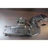 1982-1989 MerCruiser Exhaust Manifold & Carb 76325A2 8480A2 120 140 2.5L 3.0L