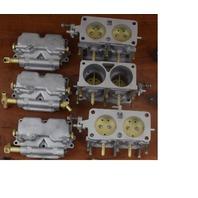 9242A10 9242A11 9242A12  WH-34 1976-1989 Mercury Carburetor Set 175 HP REBUILT!