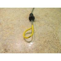 Yamaha Oil Level Plug 65W-15362-01-00 1999-2005 25 HP