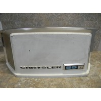 Chrysler 55 hp Hood Cowl Cowling Cover