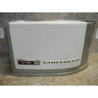 Chrysler 75 Hood Cowl Cowling Cover