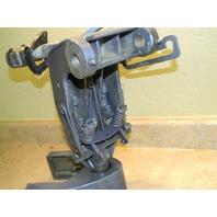"1973 Johnson Evinrude 20"" Swivel Bracket & Steering Arm 317730 385539 50 HP"