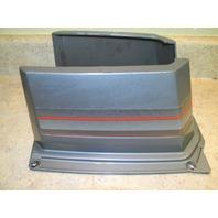 1991-1998 Mercury Trim Cover 812717T6 45 JET 50 55 60 HP 3 cylinder