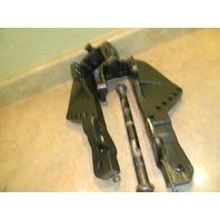 1995-1997 Force  Clamp Bracket Set 821773F5 821774F5 40 50 HP 2 Cyl