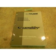 2002 Scrambler 500 2x4 4x4 and 4x4 X Service Manual PN 9917201