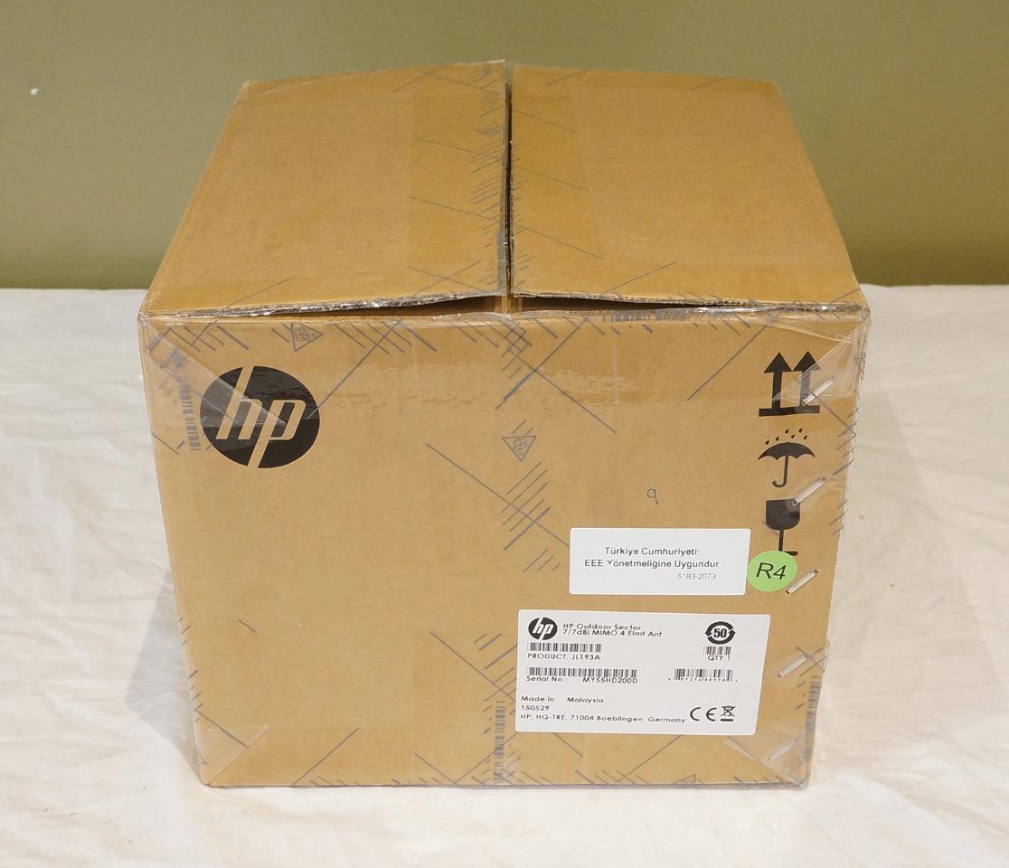 HP OUTDOOR SECTOR 7/7DBI MIMO 4 ELMT ANTENNA JL193A