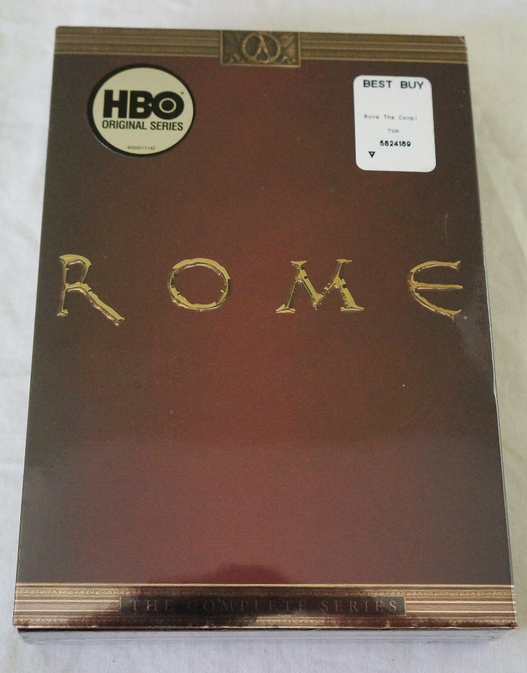 ROME: THE COMPLETE SERIES DVD SET NEW