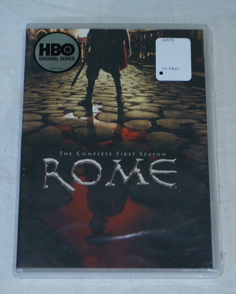 ROME THE COMPLETE FIRST SEASON (SEASON 1) DVD NEW