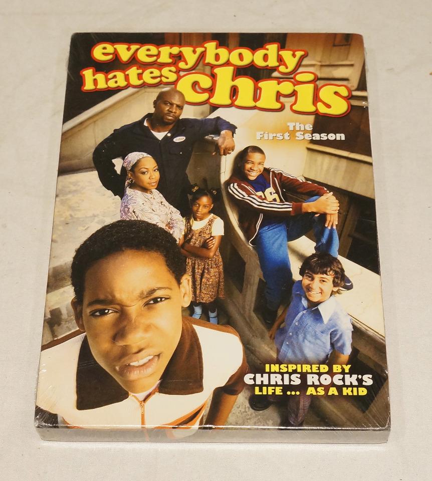 EVERYBODY HATES CHRIS: THE FIRST SEASON (SEASON 1) DVD SET NEW