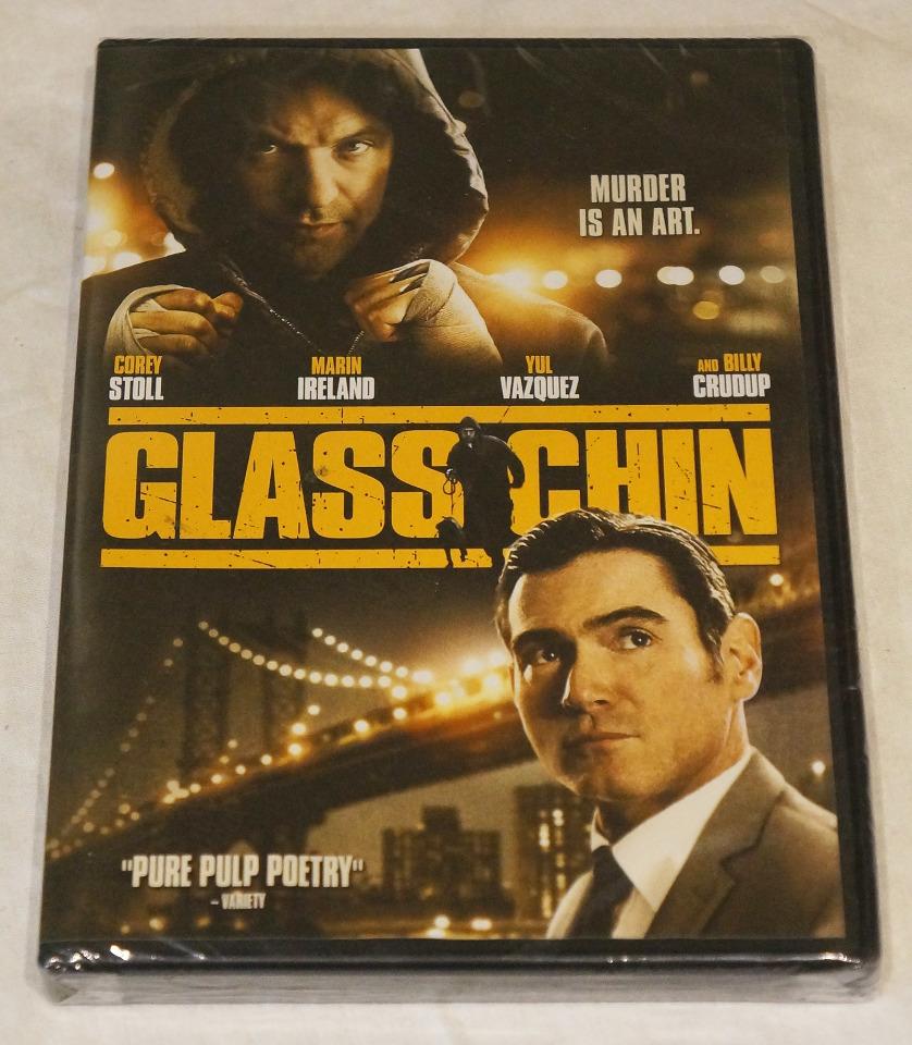 GLASS CHIN DVD NEW / SEALED (2015)