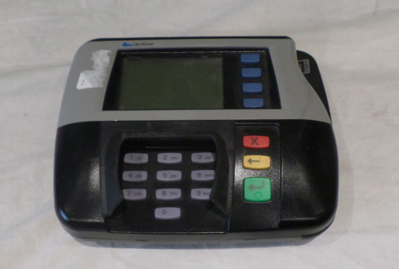 VERIFONE MX830 M090-307-05-RB CARD READER TERMINAL