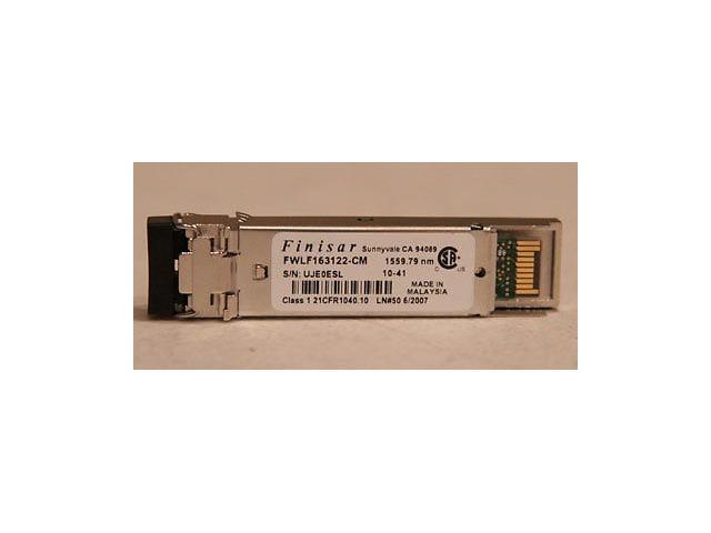 FINISAR FWLF163122-CM 1559.79NM 10-41 SFP TRANSCEIVER MODULE