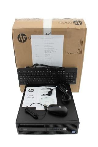 HP PRODESK 600 G2 W5X94UT ABA 3.4GHZ 16GB RAM 1TB DESKTOP PC W5X94UT ABA