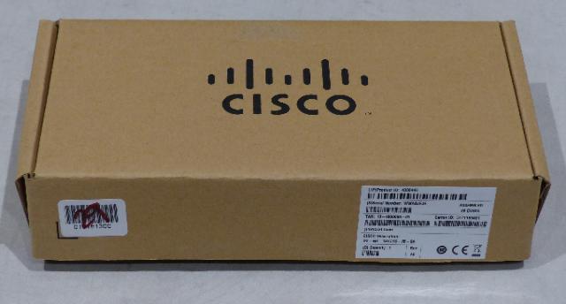 CISCO 4008446 P2-HD-13TXTS-05-SA PRISMA II 1310NM HDTX TRANSMITTER 1GHZ