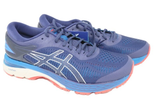 Details about ASICS GEL KAYANO 25 MENS RUNNING SHOES 1011A019400 SIZE 8.5