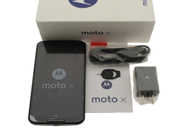 MOTOROLA MOTO X 2ND GEN SUPER BLACK 16GB MOTXT1096MM16 VERIZON