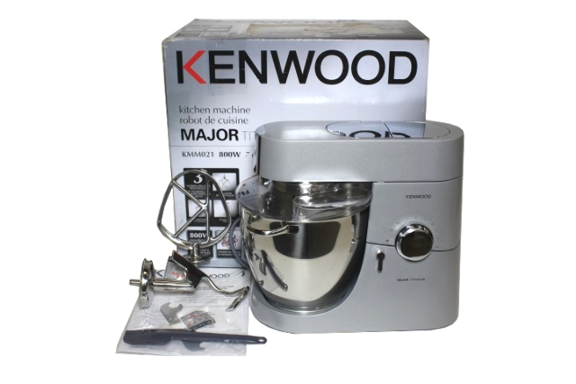 KENWOOD MAJOR TITANIUM 7QT S/S 800W STAND MIXER KITCHEN MACHINE KMM021