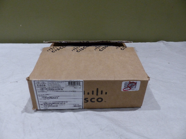 CISCO AIR-CAP2702E-B-K9 AIRONET 2702E WIRELESS ACCESS POINT