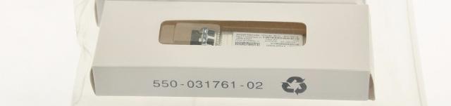 JUNIPER NETWORKS GENUINE 740-031981 REV 01 SFPP-10GE-LR-B 1310NM TRANSCEIVER