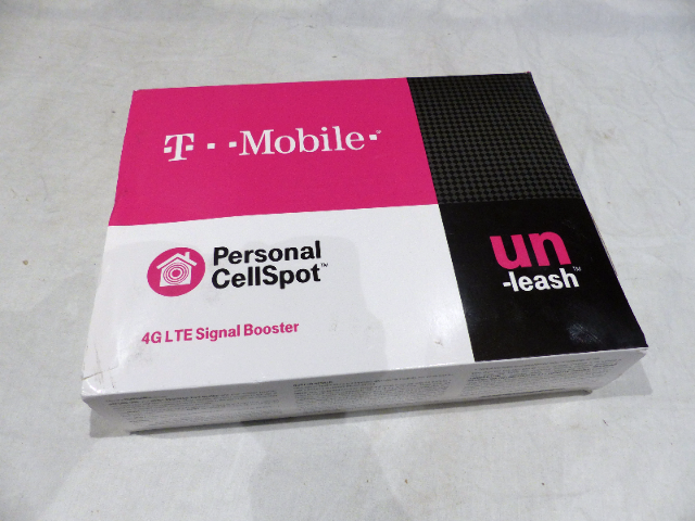 NEXTIVITY CEL-FI DUO 3G/4G/LTE CELL PHONE SIGNAL BOOSTER CELLSPOT FOR T-MOBILE