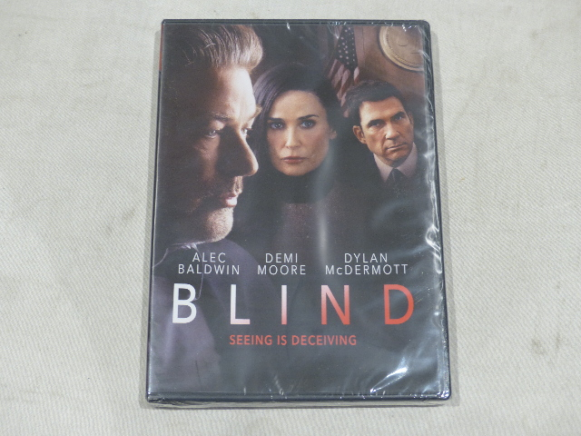 BLIND DVD NEW / SEALED WITHOUT SLIPCOVER