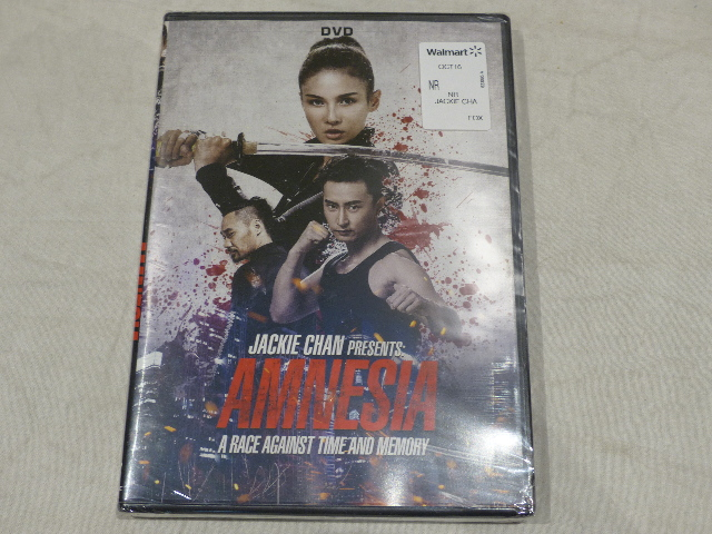 AMNESIA: A RACE AGAINST TIME AND MEMORY DVD NEW / SEALED