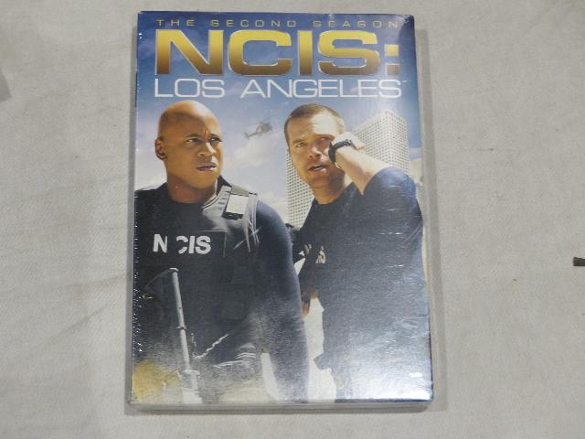 NCIS: LOS ANGELES THE SECOND SEASON (SEASON 2) DVD SET NEW
