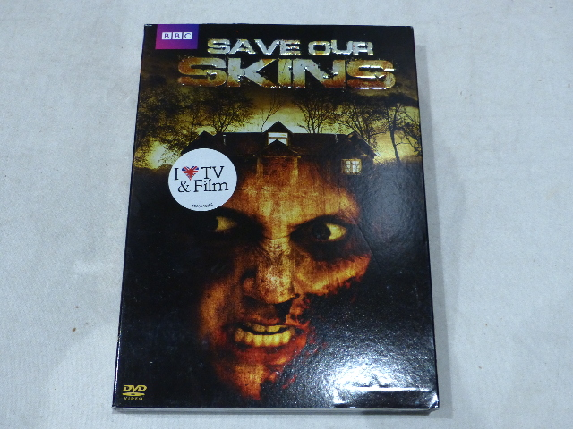 SAVE OUR SKINS (BBC) DVD NEW