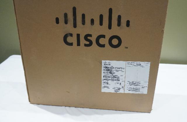 CISCO 7800 SERIES MEDIA CONVERGENCE CENTER MCS7816I4-K9-CXA1 4194PDQ