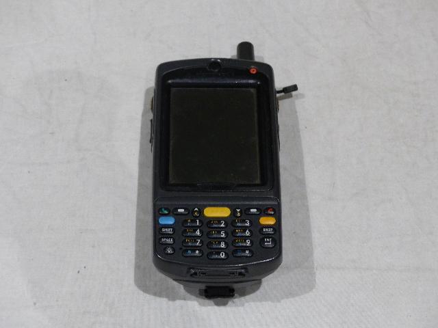 Motorolasymbol Handheld Barcode Scanner Mc75a6 P3cswrra9wr W