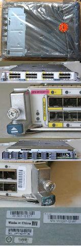 CISCO SYSTEMS NEXUS 7000 32 PORT 10GETH-80G FABRIC SWITCH N7K-M132XP-12 V07
