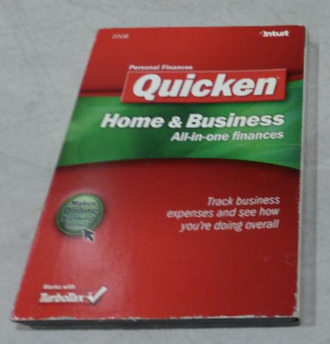 QUICKEN HOME & BUSINESS WINDOWS 841798100325 2017