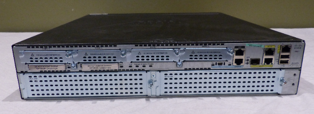 CISCO INTEGRATED SERVICE ROUTER CISCO2951/K9 V06