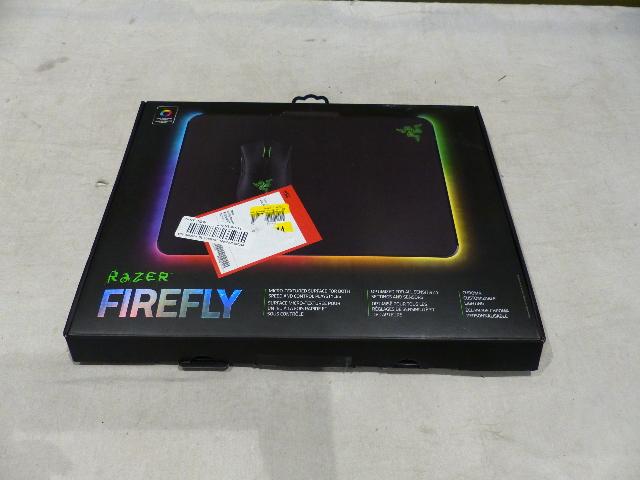 f868f3a43e0 RAZER FIREFLY HARD GAMING MOUSE MAT / PAD WITH CHROMA CUSTOM LIGHTING  RZ02-0135 | MDG Sales, LLC