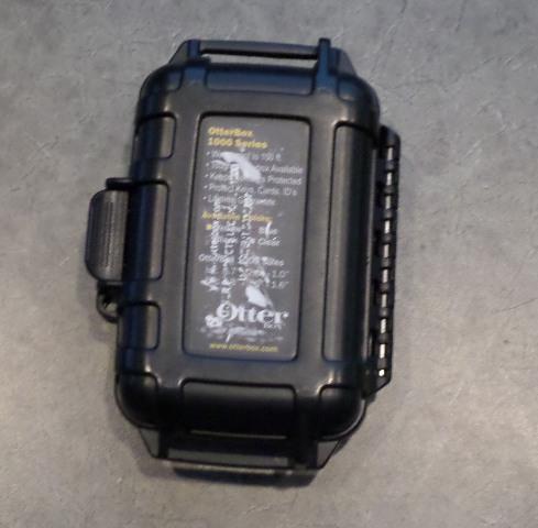 FREIGHTWATCH SECURITY DEVICE W/  OTTERBOX CASE & 3.7 LI-POLYMER BATTERY F2X-1