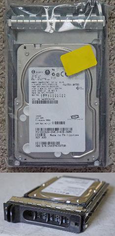 "DELL FUJITSU MAW3147NC 147GB 10K SCSI ULTRA 320 80PIN 3.5"" INTERNAL HDD GC826"