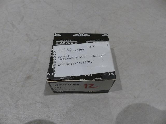 BENTLEY POWER OUTLET SOCKET 3Y0919309B