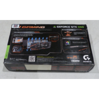 GIGABYTE GEFORCE GTX 1060 GVN1060G1 GAMING 6GD GRAPHIC CARD