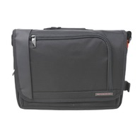 BRIGGS & RILEY VB105-4 BLACK VERB INSTANT MESSENGER BAG - 9.5X13.5X3.5IN