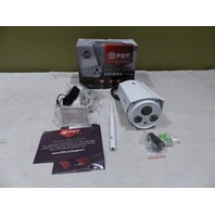 FDT FD8902W 1080P HD WIFI BULLET IP OUTDOOR WIRELESS SECURITY CAMERA